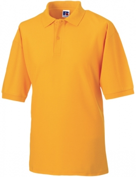 Poloshirt HR (Orange,  L)