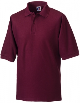 Poloshirt HR (Bordeaux,  S)