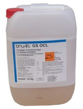 tru-lit GS OCL , chlorfrei (Tabletts, Kunststoffe)