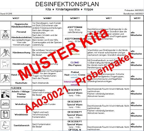 Hygieneplan K 252 Che Openbm Info
